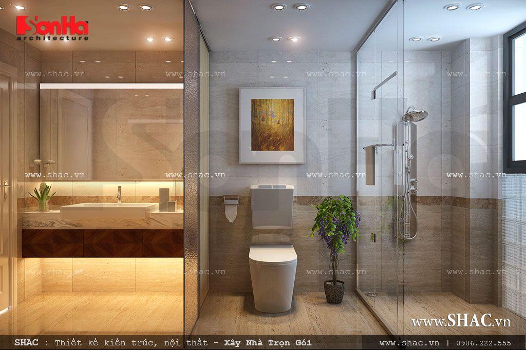 Biệt thự phố 3 tầng mặt tiền 7m – SH BTD 0029 10