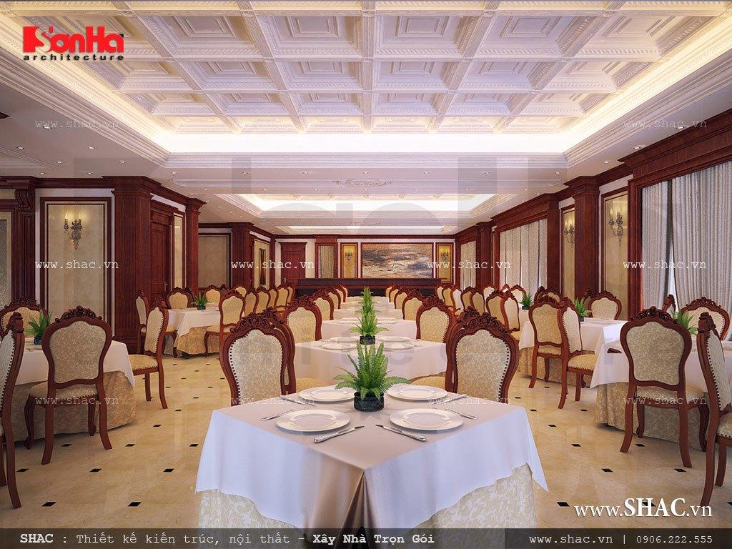 Phòng ăn chung