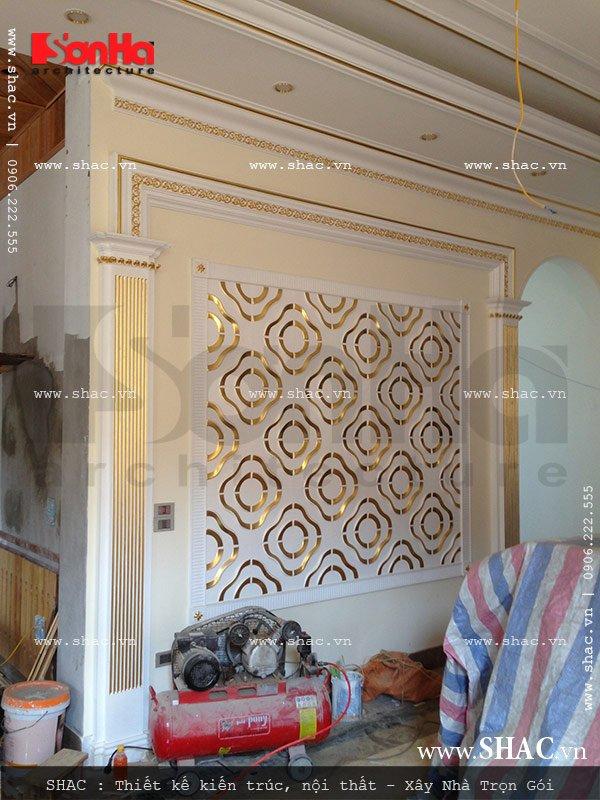 tường phòng khách; tuong phong khach