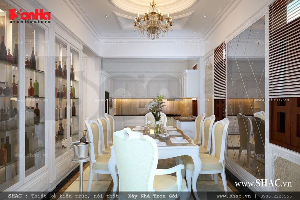 Phòng ăn đẹp