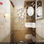 Phòng WC đẹp