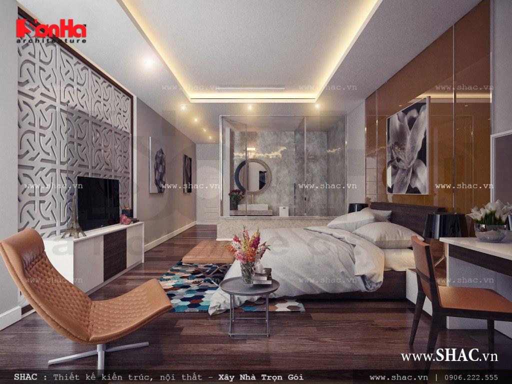 Phòng phong cách hiện đại đẹp
