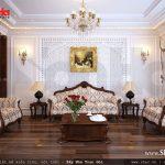 Phòng khách có thiết kế đẹp
