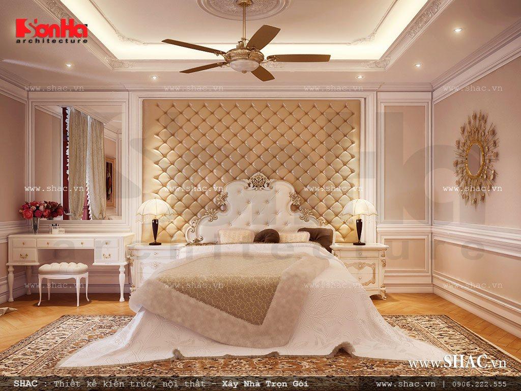 Phòng ngủ vip đẹp
