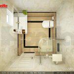 Phòng vệ sinh tiện nghi