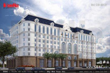 Dự án quy hoạch khách sạn tại thanh hóa