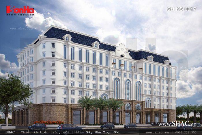 Dự án quy hoạch khách sạn tại Thanh Hóa ấn tượng với kiến trúc mãn nhãn, sang và tinh tế