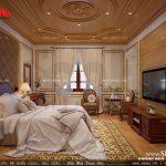 Phòng ngủ 3 sang trọng và ấm cúng