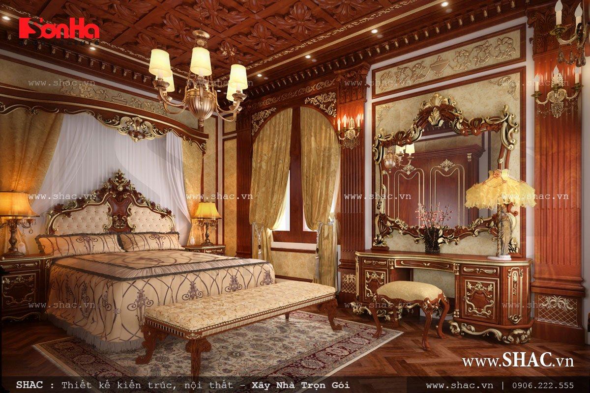 thiết kế phòng ngủ con gái kiến trúc pháp; thiet ke phong ngu con gai kien truc phap