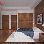 Phòng ngủ 3 tầng 2