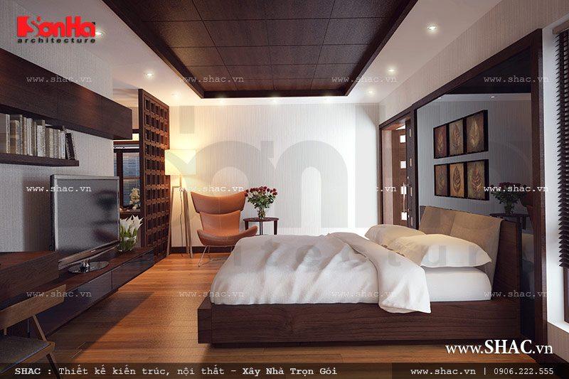 noi that phong ngu hien dai, nội thất phòng ngủ hiện đại