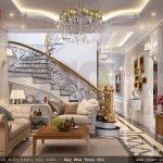 Thiết kế nội thất đẹp cho phòng khách