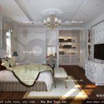 Phòng ngủ 4 sang trọng