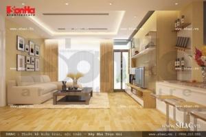 Thiết kế chung cư đẹp tại Hà Nội