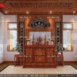 Phòng thờ kiểu truyền thống sh btd 0032