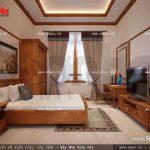 Phòng ngủ đơn giản sh btd 0032