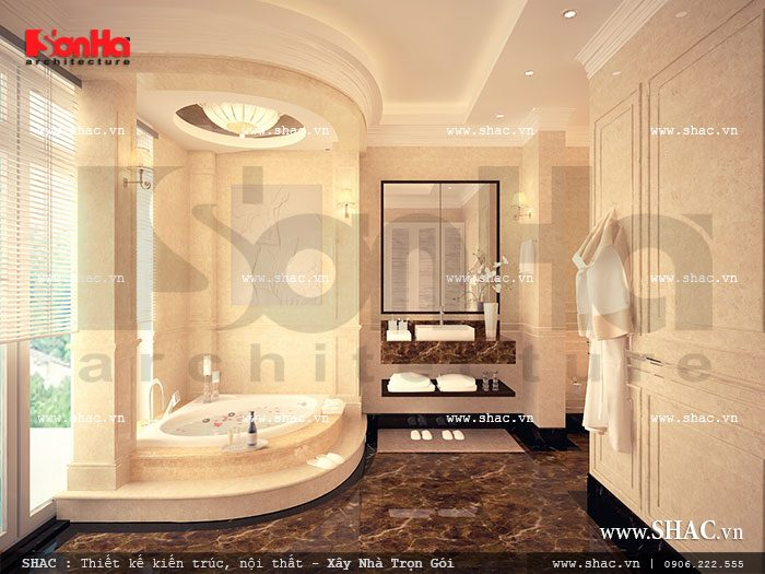 Phòng tắm VIP
