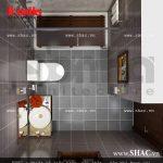 Mẫu phòng tắm tiện nghi sh btd 0033