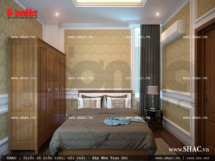 Một mẫu phòng ngủ đẹp sh ks 0020