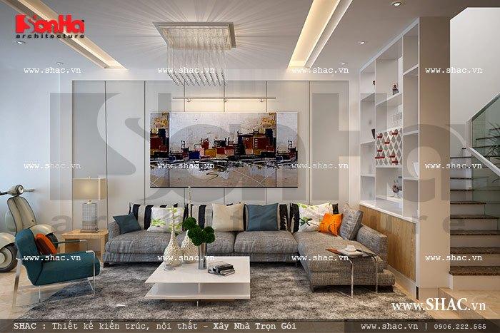Phòng khách đẹp sh nod 0113