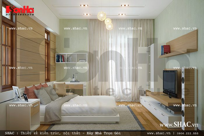 Phòng ngủ cho con sh btp 0057