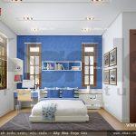 Phòng ngủ con trai sh btp 0057