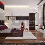 Phòng ngủ cho khách sh btd 0033