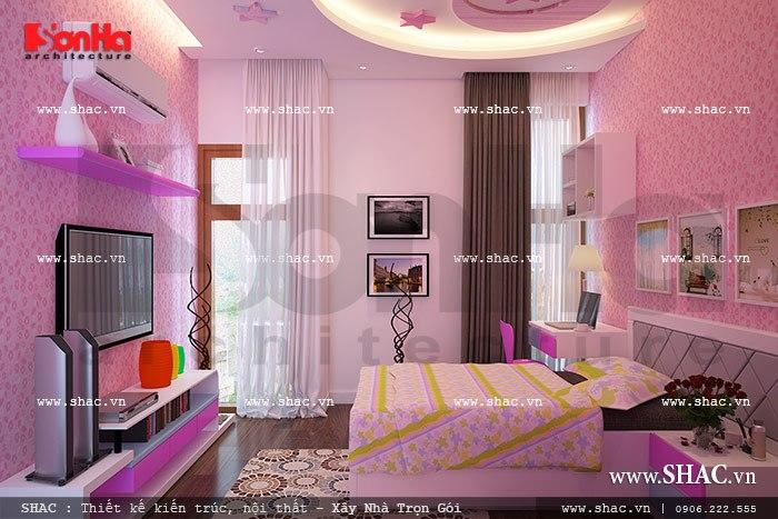 Phòng ngủ con gái sh nod 0110