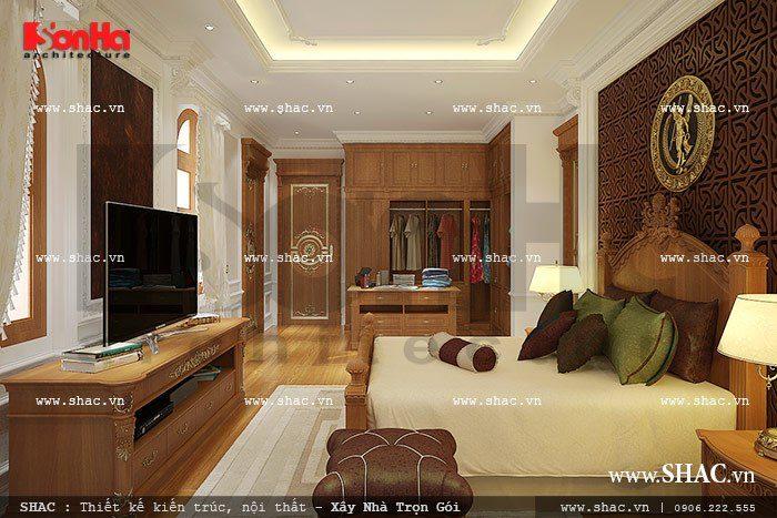 Phòng ngủ đẹp sh btp 0056