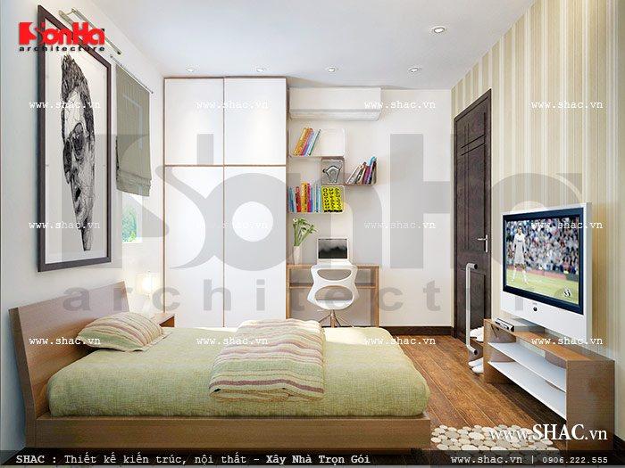 Phòng ngủ đơn giản sh nod 0111