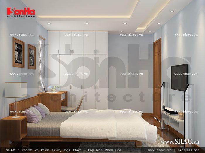 Phòng ngủ hiện đại đẹp sh nod 0111