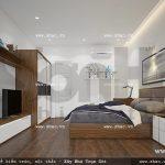 Thiết kế phòng ngủ đơn giản mà đẹp sh nod 0112