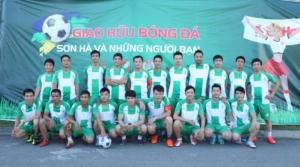 """SHAC FC vô địch giải giao hữu bóng đá """"SHAC và những người bạn"""" 12"""