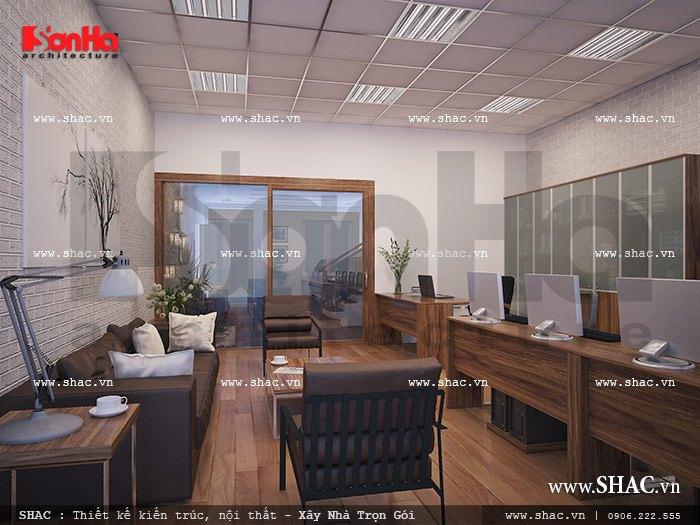 Phòng làm việc cho nhân viên sh nod 0114
