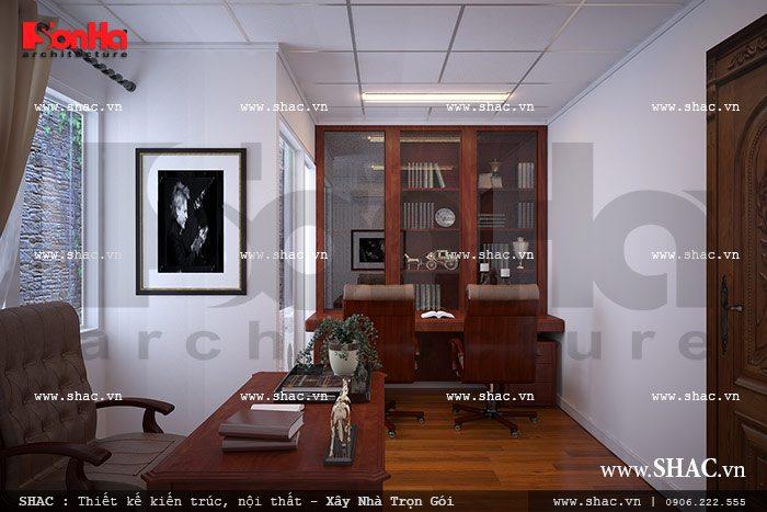 Phòng làm việc sh nop 0075