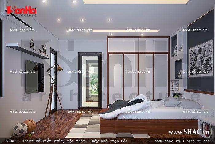 Phòng ngủ con trai sh nod 0115