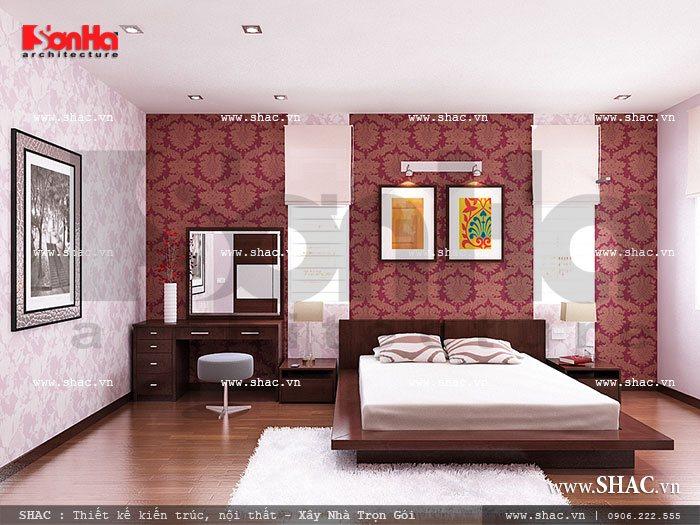 Phòng ngủ của gia chủ sh nod 0117