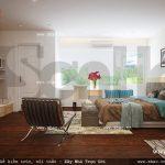 Phòng ngủ đẹp và sang trọng sh nod 0114
