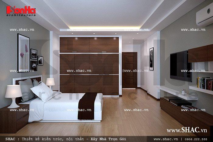 Phòng ngủ hiện đại đẹp sh nod 0116