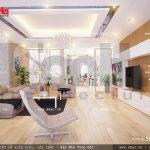 Thiết kế phòng khách đẹp sh nod 0114