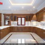 Đồ gỗ tủ bếp đẹp sh btp 0061