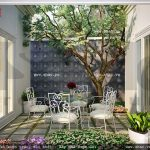 Một góc sân vườn đẹp sh btld 0018