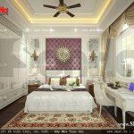 Phòng ngủ kiểu pháp đẹp sh nop 0078