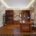 Phòng làm việc đẹp sh btp 0061