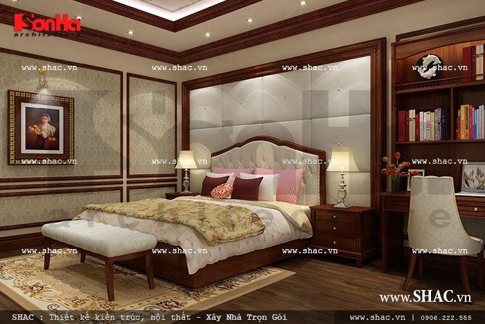 Phòng ngủ ấm cúng sh nop 0076