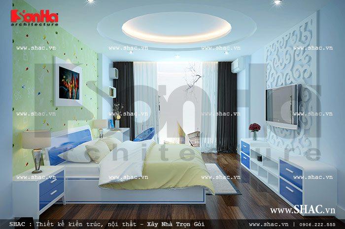 Phòng ngủ cháu gái sh nt 0021