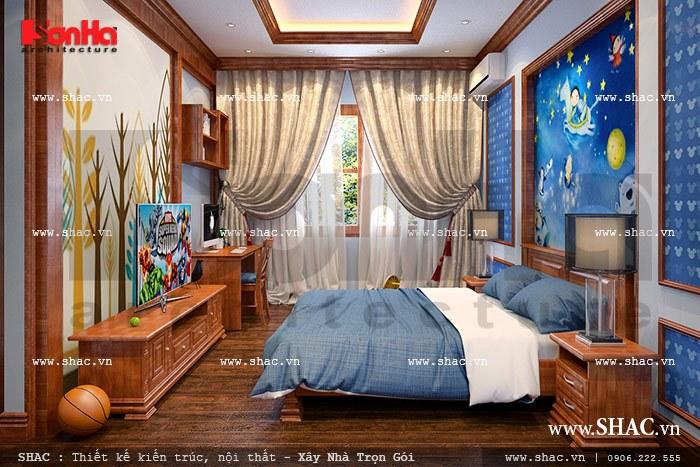 Phòng ngủ cho con sh nop 0079