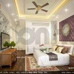 Phòng ngủ pháp đẹp sh nop 0078
