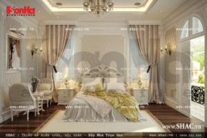 Phòng ngủ sang trọng phong cách pháp sh btld 0018