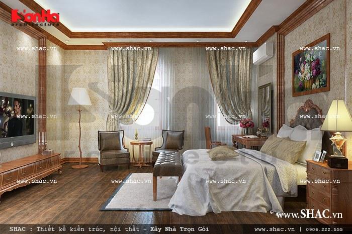 Phòng ngủ vip kiểu pháp sh nop 0079